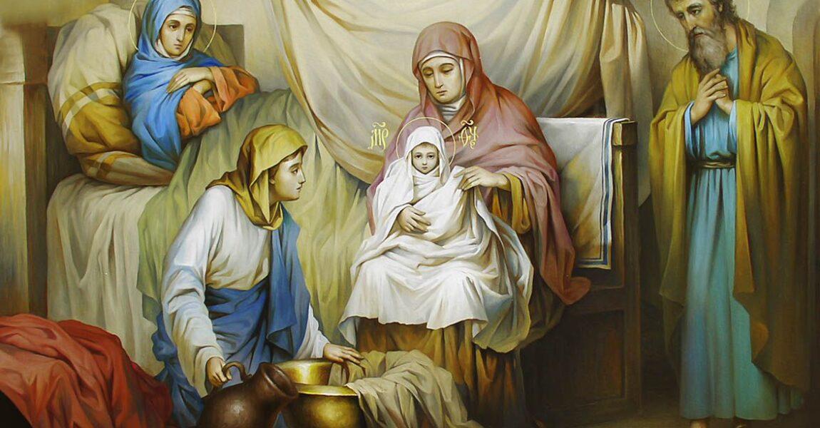 Наше сердце с Ней и Сыном Ее